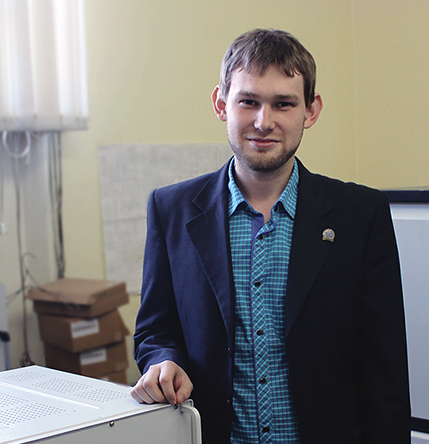 "Employee of ""RIPR"" PJSC became the winner of the All-Russian competition"